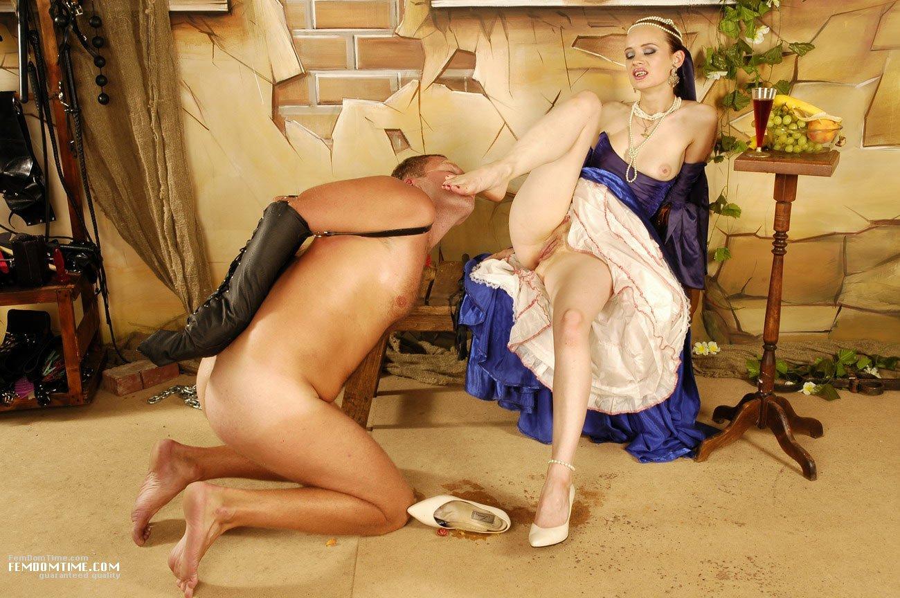 Woman Abusing Men